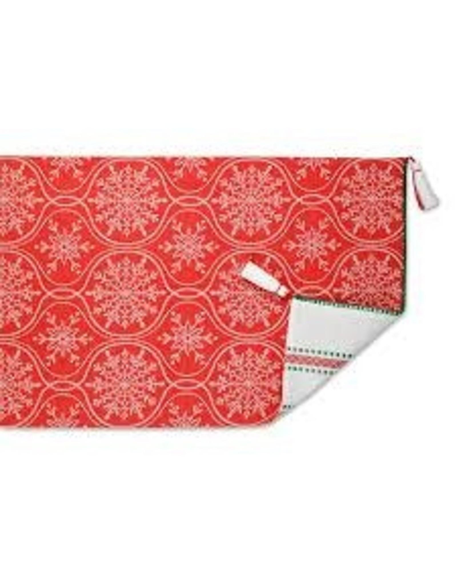 Design Imports DI Joyful Snowflakes Placemat