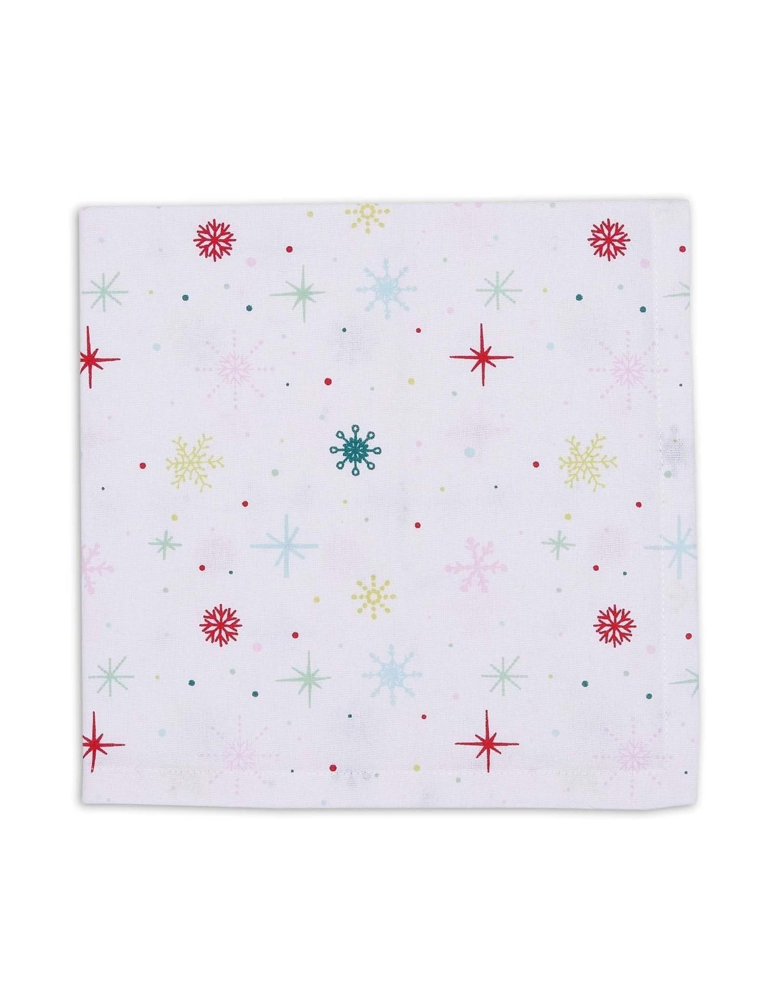 Design Imports DI Snowflake Party Napkin