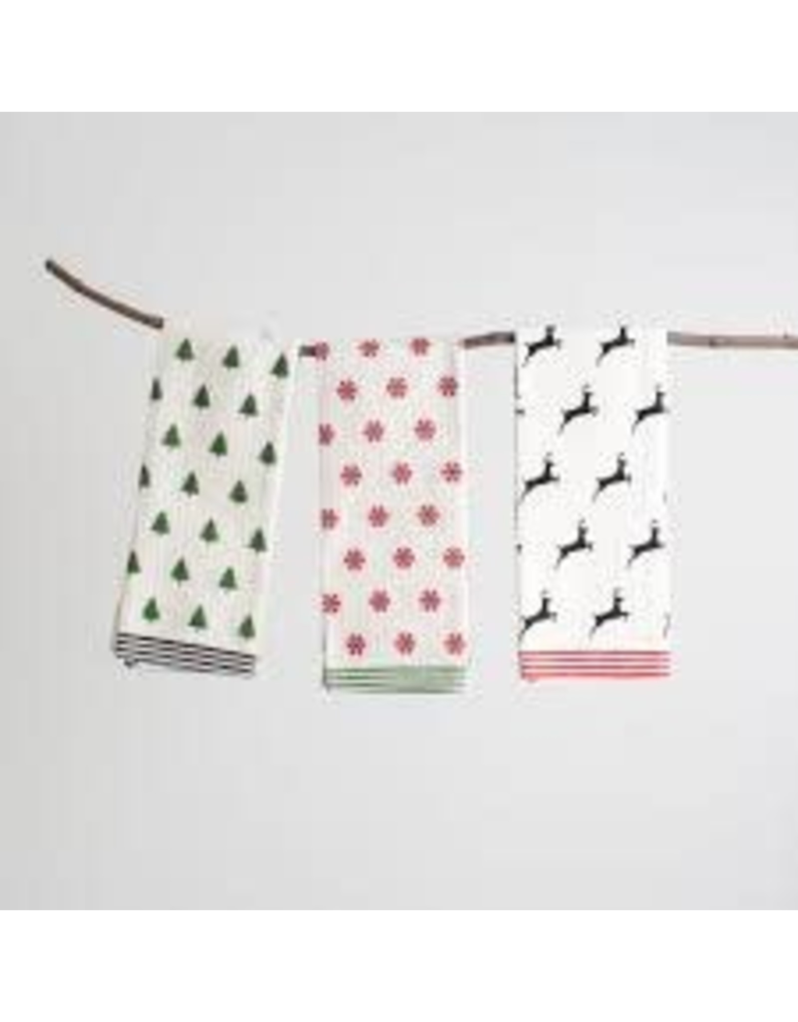 Design Imports DI North Pole Dishtowel