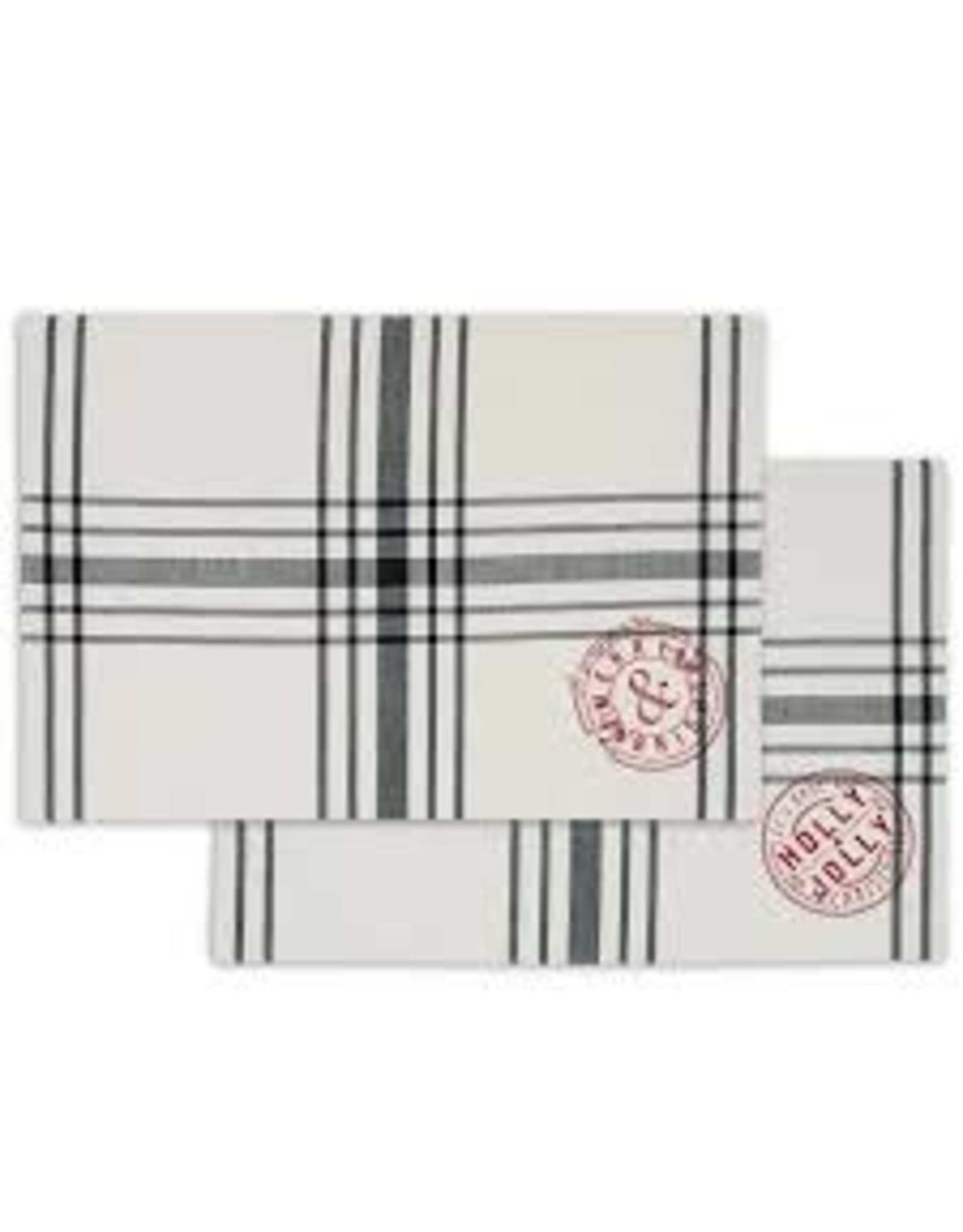 Design Imports DI Vintage Stamp Placemats
