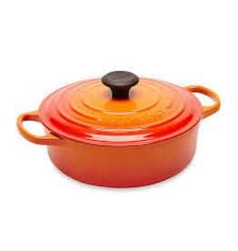 Le Creuset Le Creuset 3.5qt Signature Round Dutch Oven - Flame