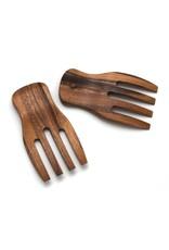 Lipper LIPPER-Acacia Salad Hands