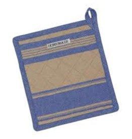 Design Imports DI French Blue Stripe Potholder
