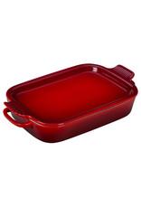 Le Creuset LE CREUSET Rectangular Dish w/ Platter White