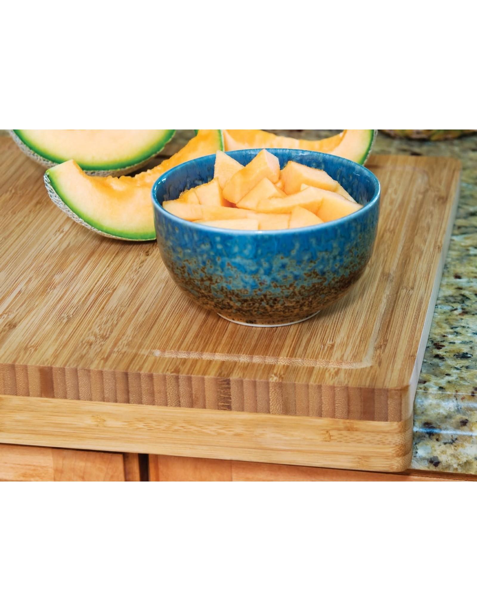 Lipper LIPPER-Bamboo Over-the-Counter-Edge Cutting Board