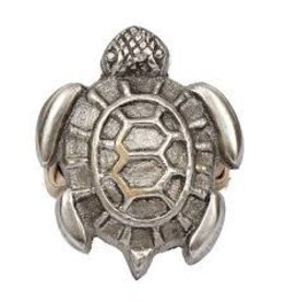 Design Imports DI-Sea Turtle Napkin Ring
