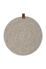 Design Imports DI-Earth Tan Round Placemat