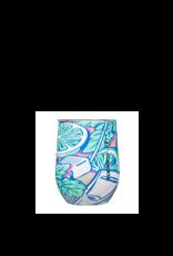 Corkcicle CORKCICLE - Stemless 12oz Vineyard Mint Julep Icons