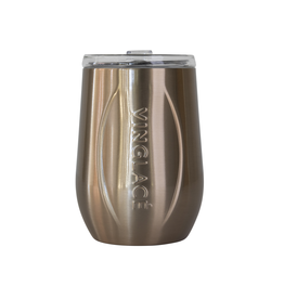 Vinglace VINGLACE Stemless Wine Glass Copper