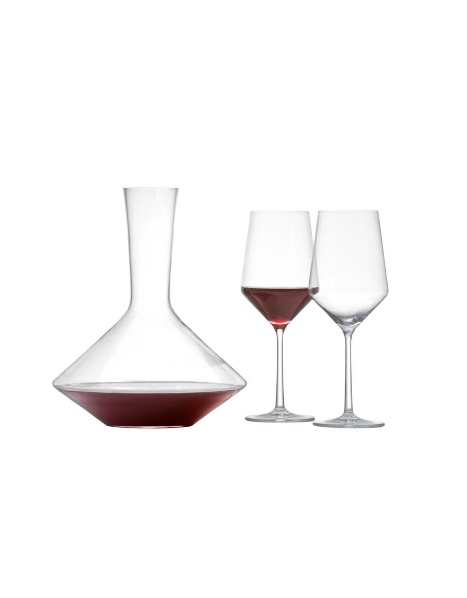 FORTESSA FORTESSA SZ Pure Red Wine Decanter Set w/2pcs