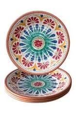"""TarHong TarHong- Rio Medallion Salad Plate, 8.5"""""""