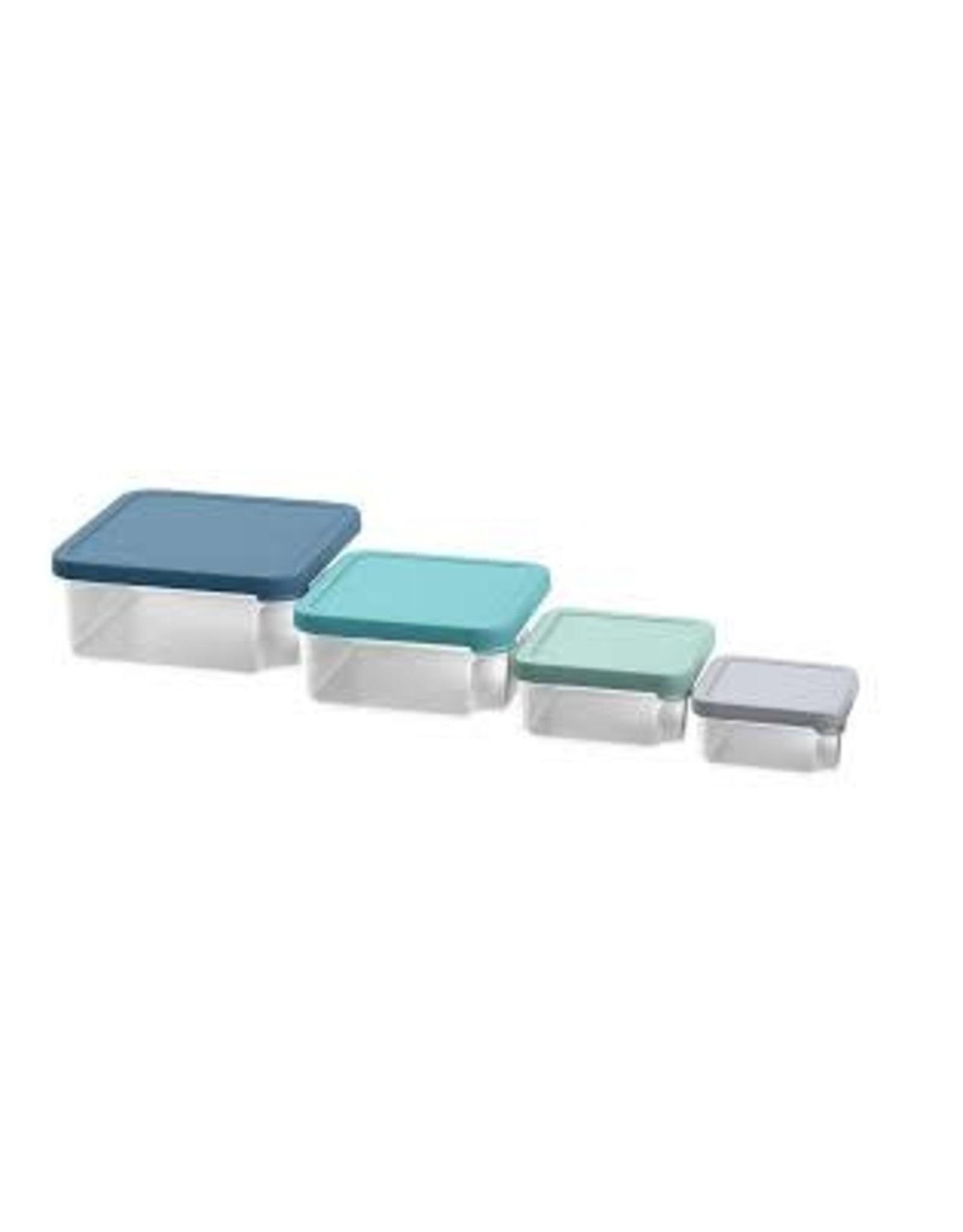 TarHong TarHong- Frame S/4 Storage Containers,  14 oz., 31 oz., 66.5 oz.,115 oz.