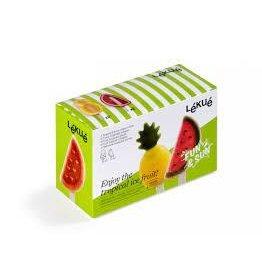 Lekue LEKUE Tropical Fruit Icecream Molds