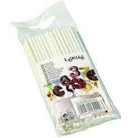 Lekue LEKUE Cake Pop Sticks (50 Set)