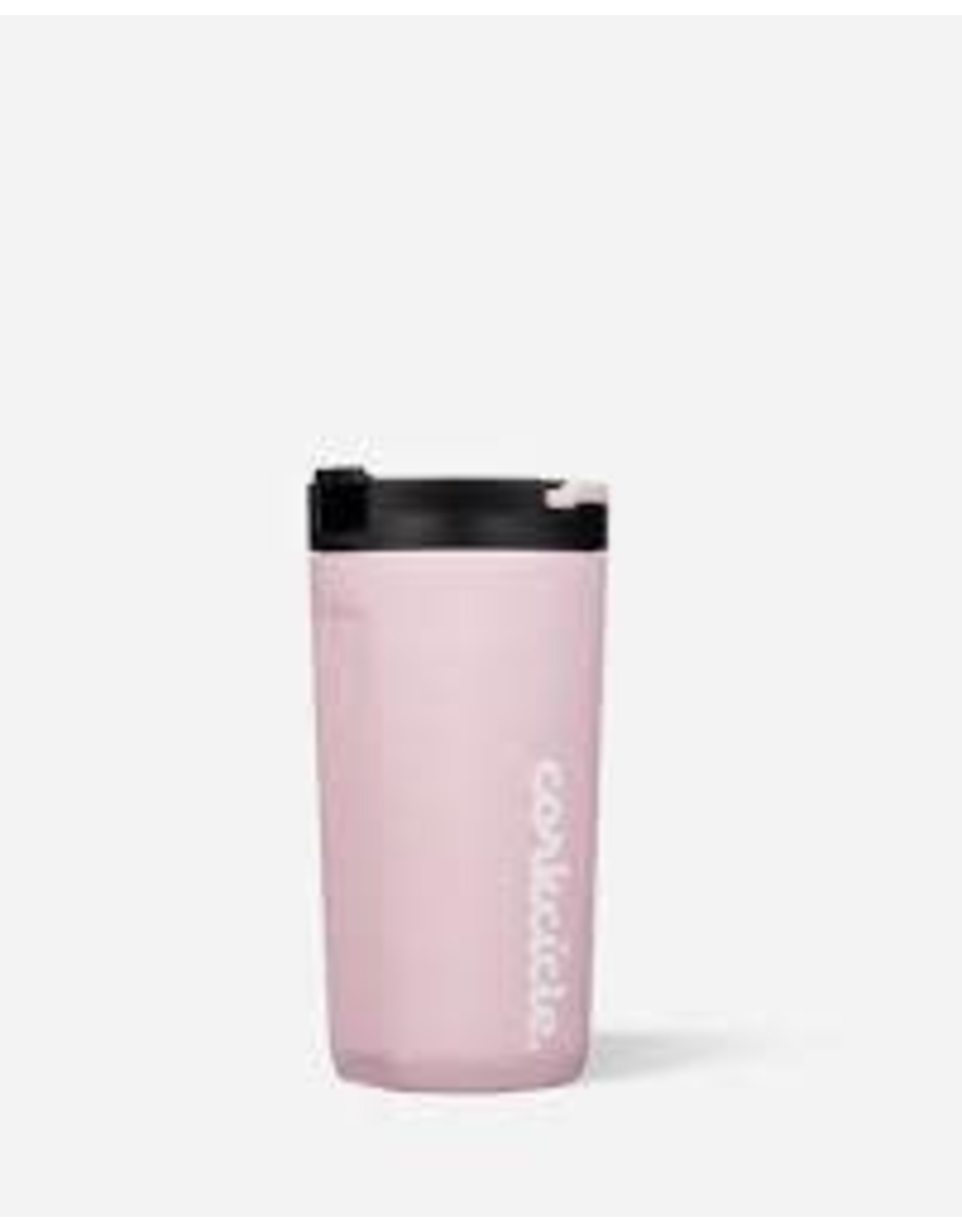 Corkcicle CORKCICLE Kids Cup-12oz Gloss Rose Quartz