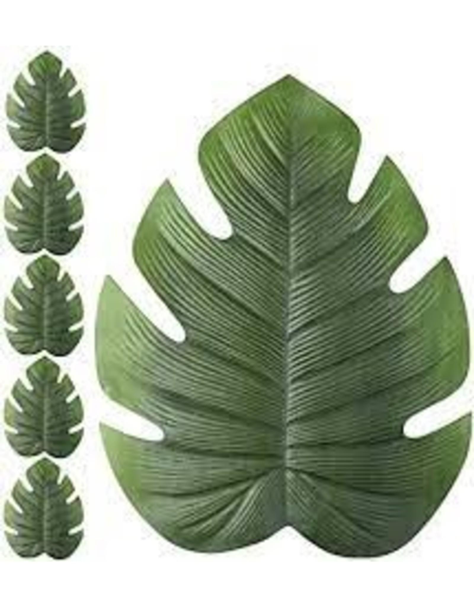 Design Imports DI Tropical Leaf placemat