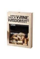 Design Imports DI Decorative Wine Cork Box