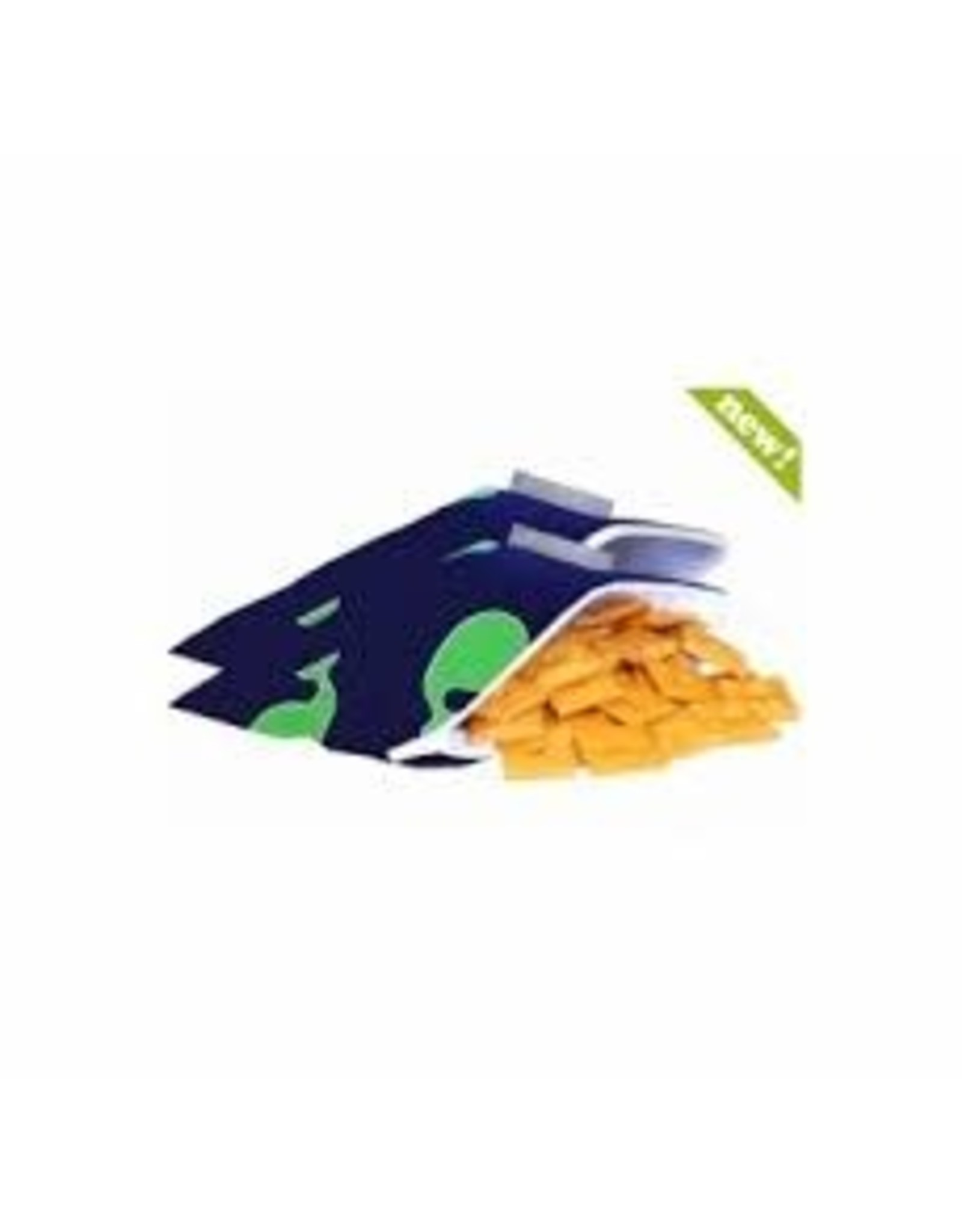 Itzy Ritzy- Whale Watching-Blue Mini Snack Bag