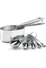 Cuisipro CUISIPRO Measuring Cup & Spoon Set SS