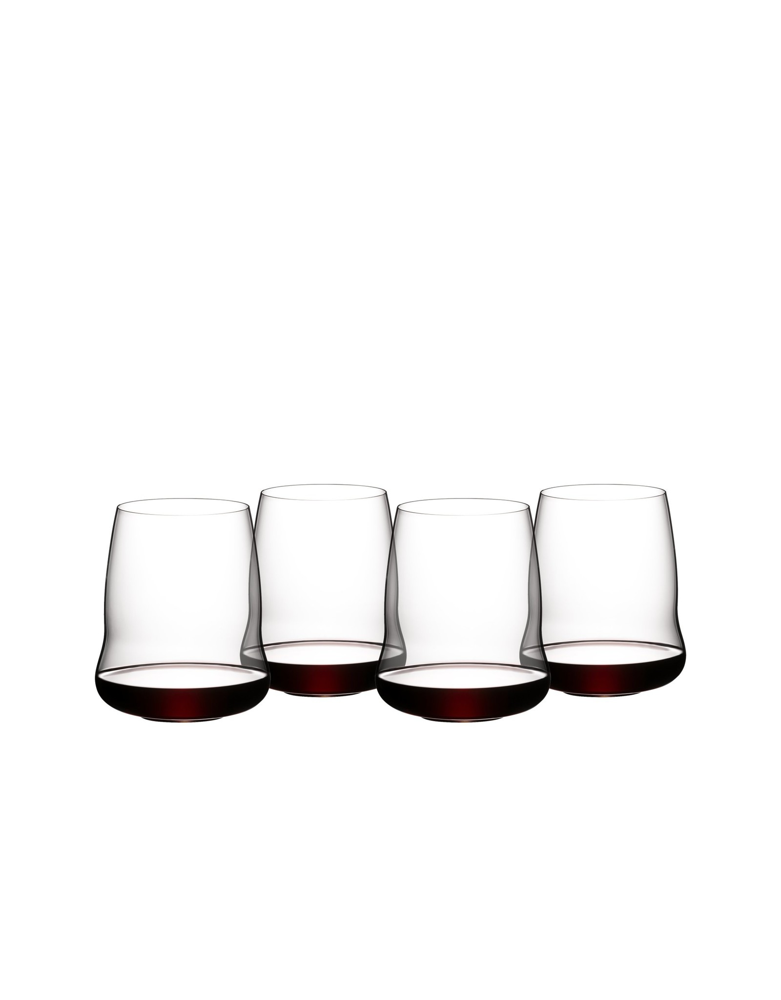 Riedel RIEDEL Stemless Wings Cab Sauv Anniversary Setx4