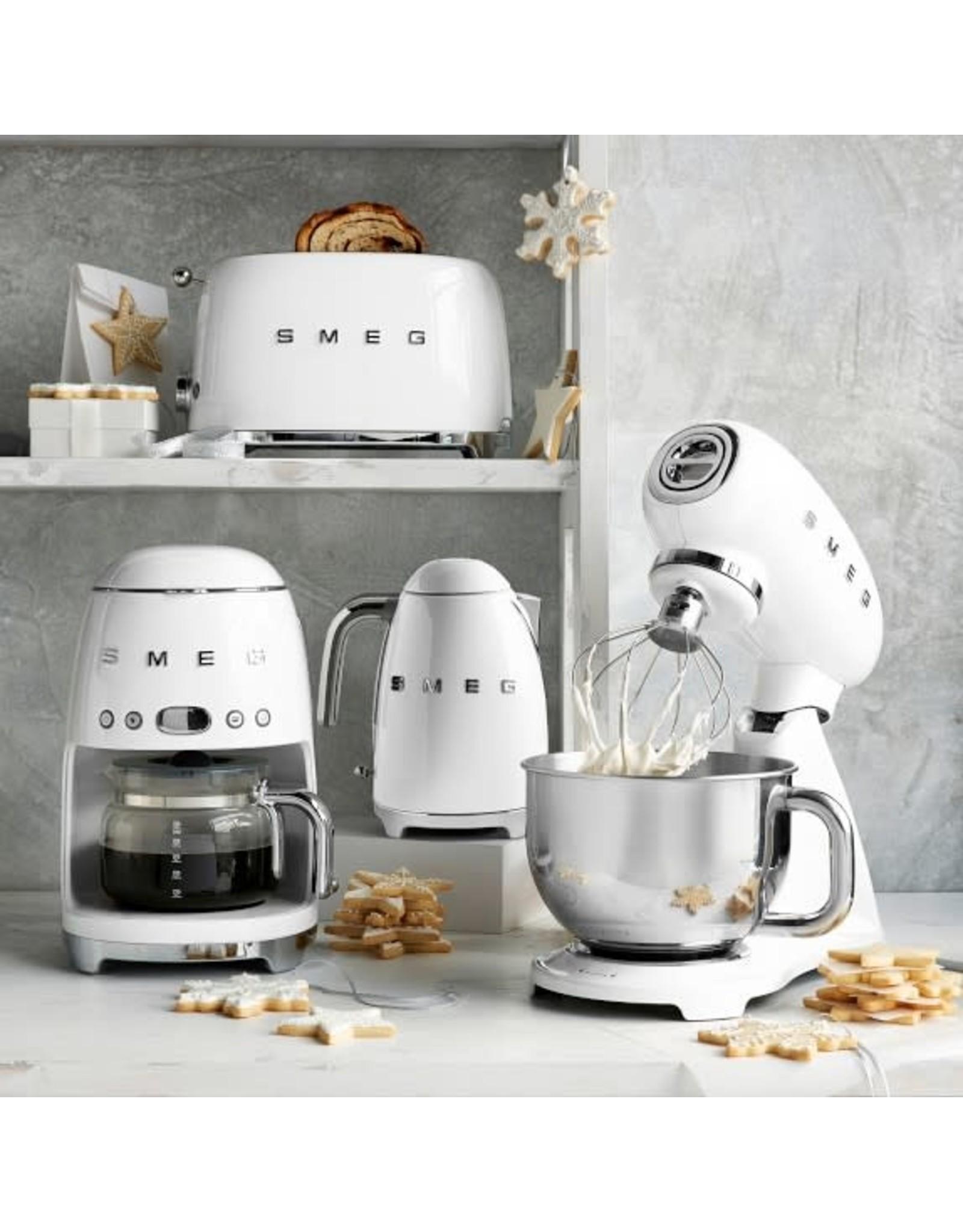 Smeg SMEG Drip Coffee Machine - White