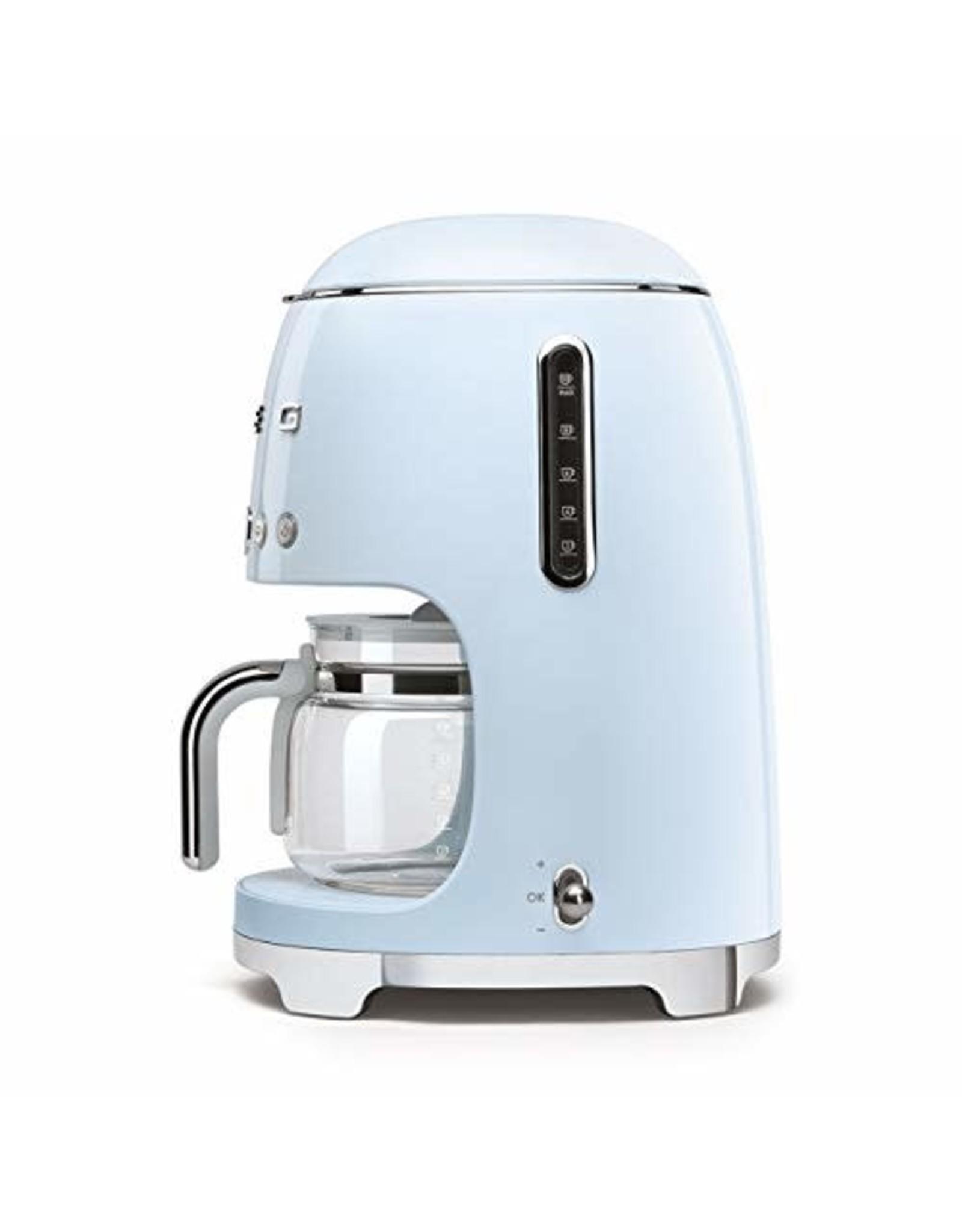 Smeg Smeg - Drip Coffee Maker - Pastel Blue