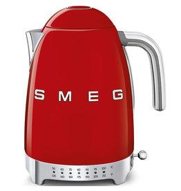 Smeg SMEG - Variable Temp Kettle - Red