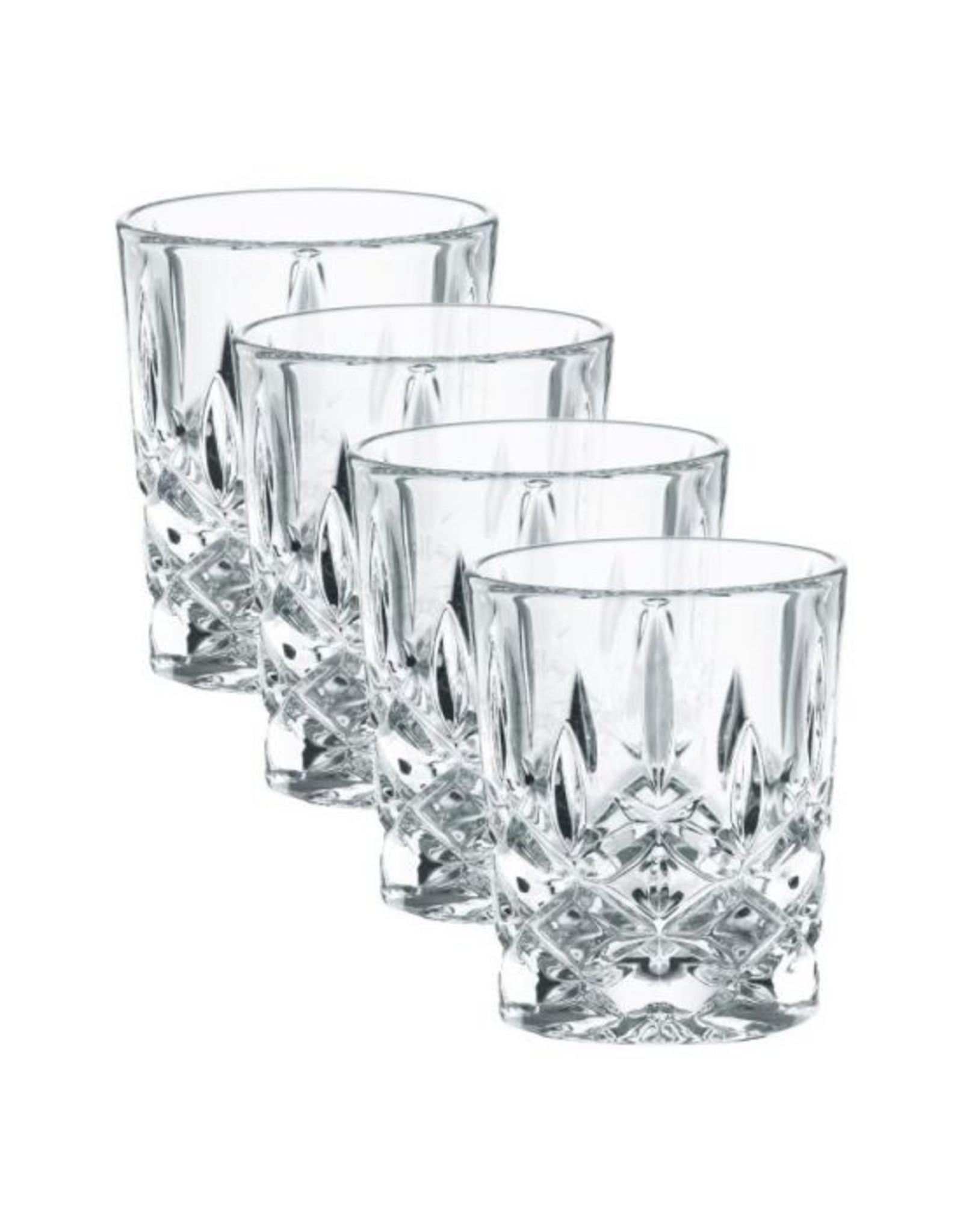 Nachtman NACHTMAN Noblesse Shot Glasses Set/4