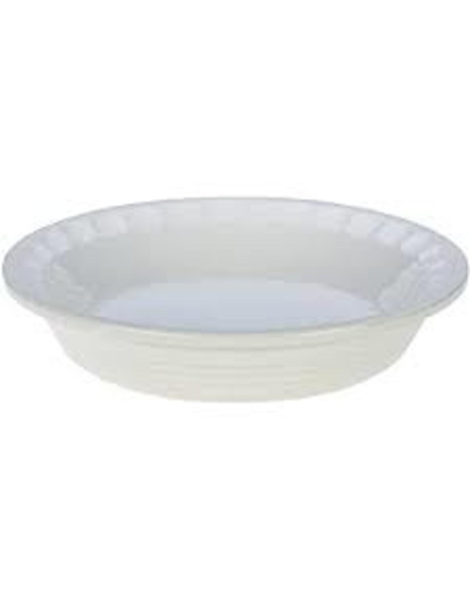 """Le Creuset Le Creuset 9"""" Heritage Pie Dish White"""