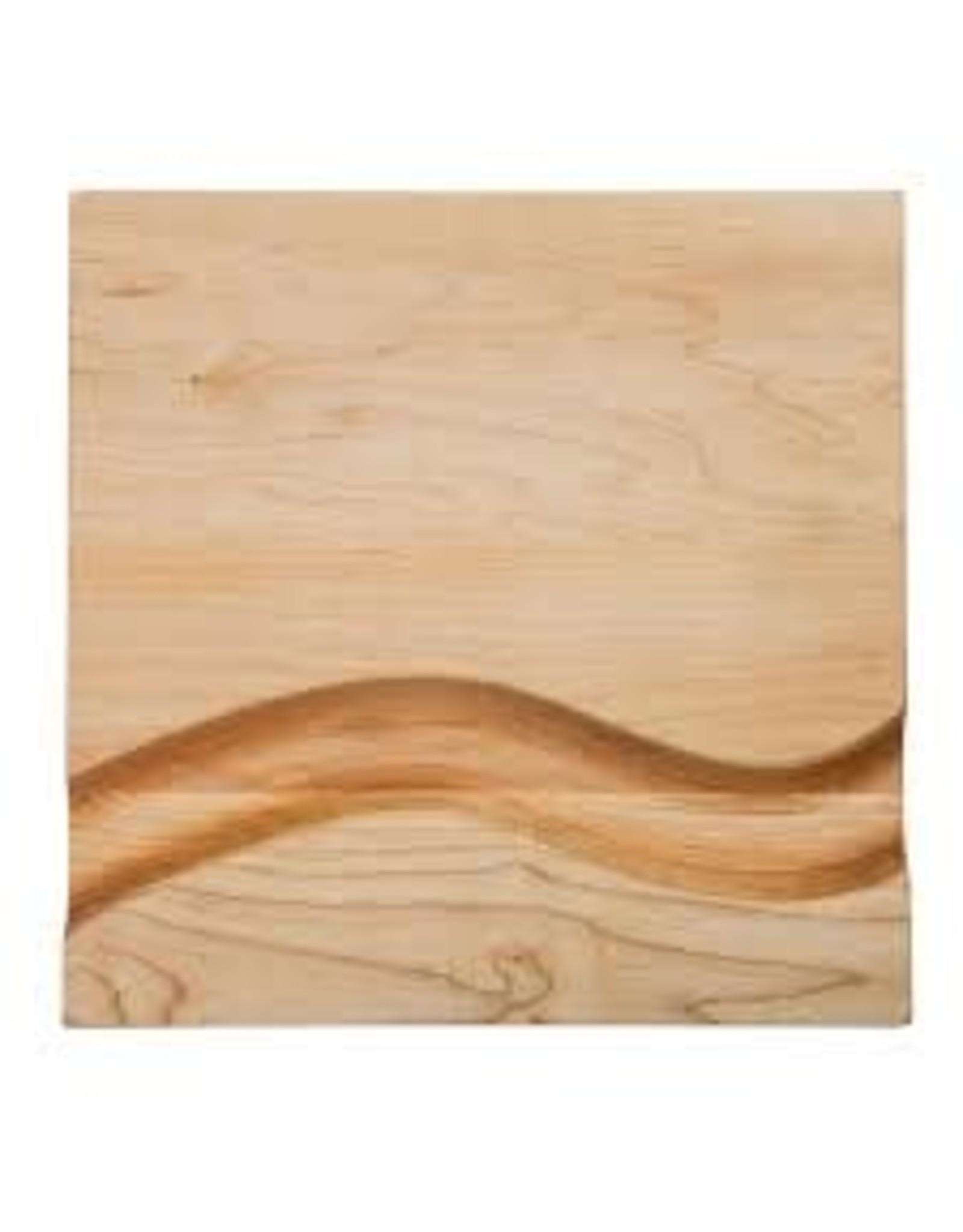 """JK-ADAMS JK-ADAMS Mad River Cheese Board 12.5"""" x12.5"""""""