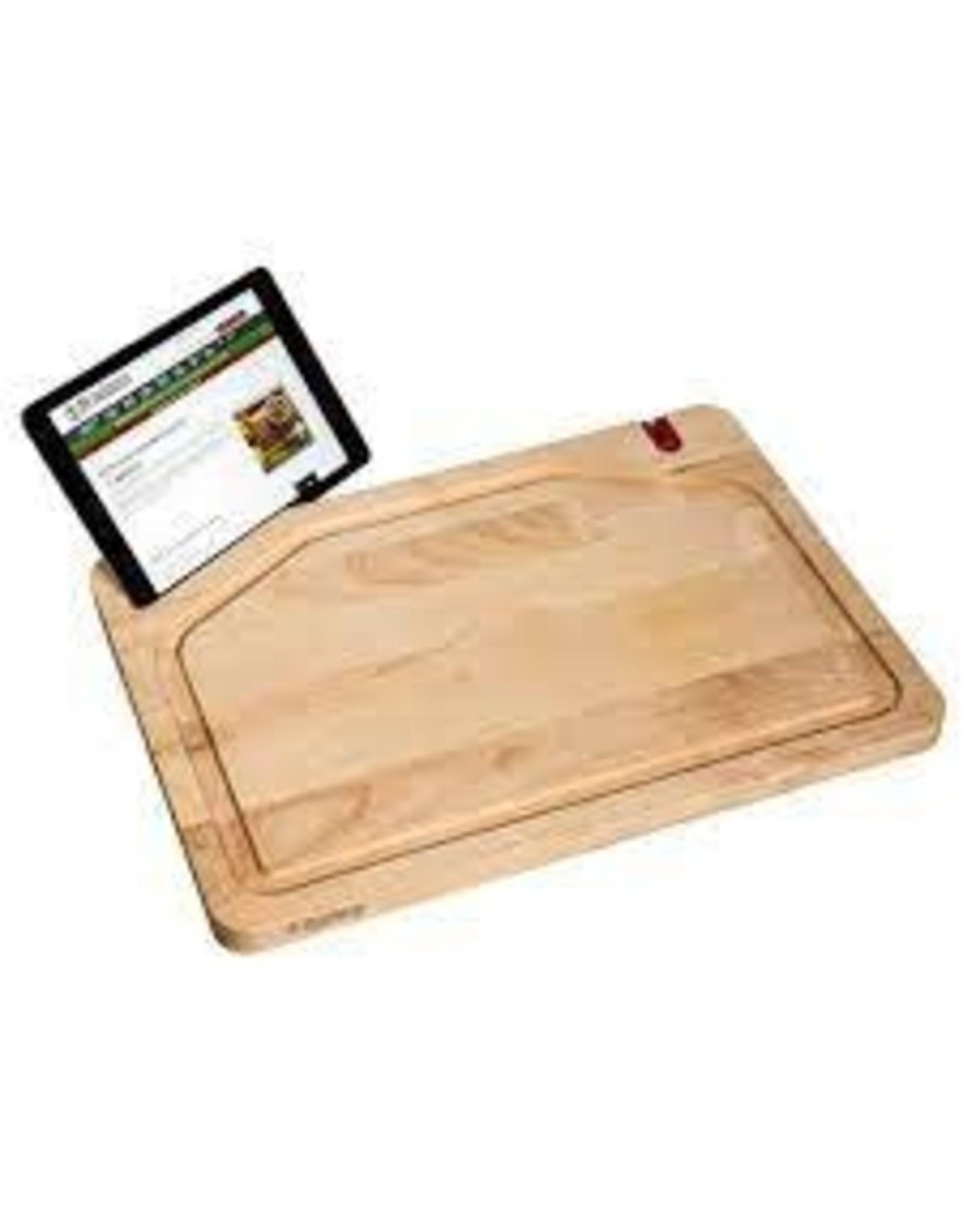 JK-ADAMS JK-ADAM Pro Edge maple Board W Sharpener & Tech Slot