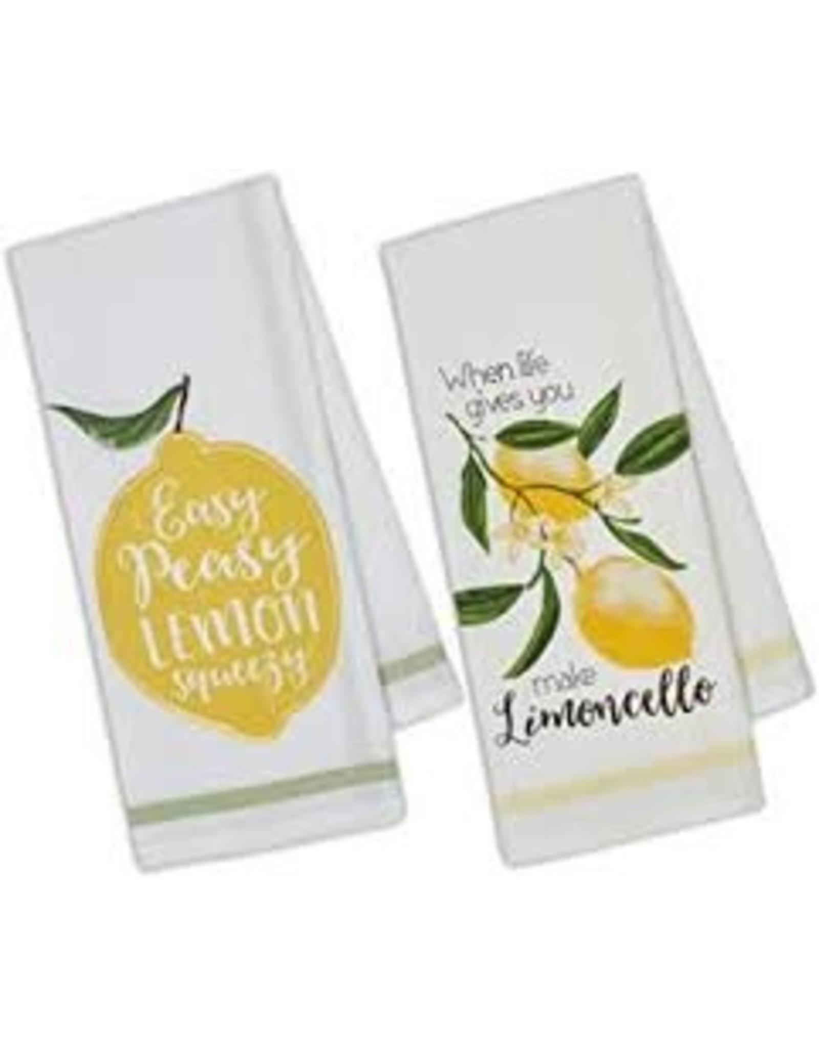 Design Imports DII Spring Dishtowels