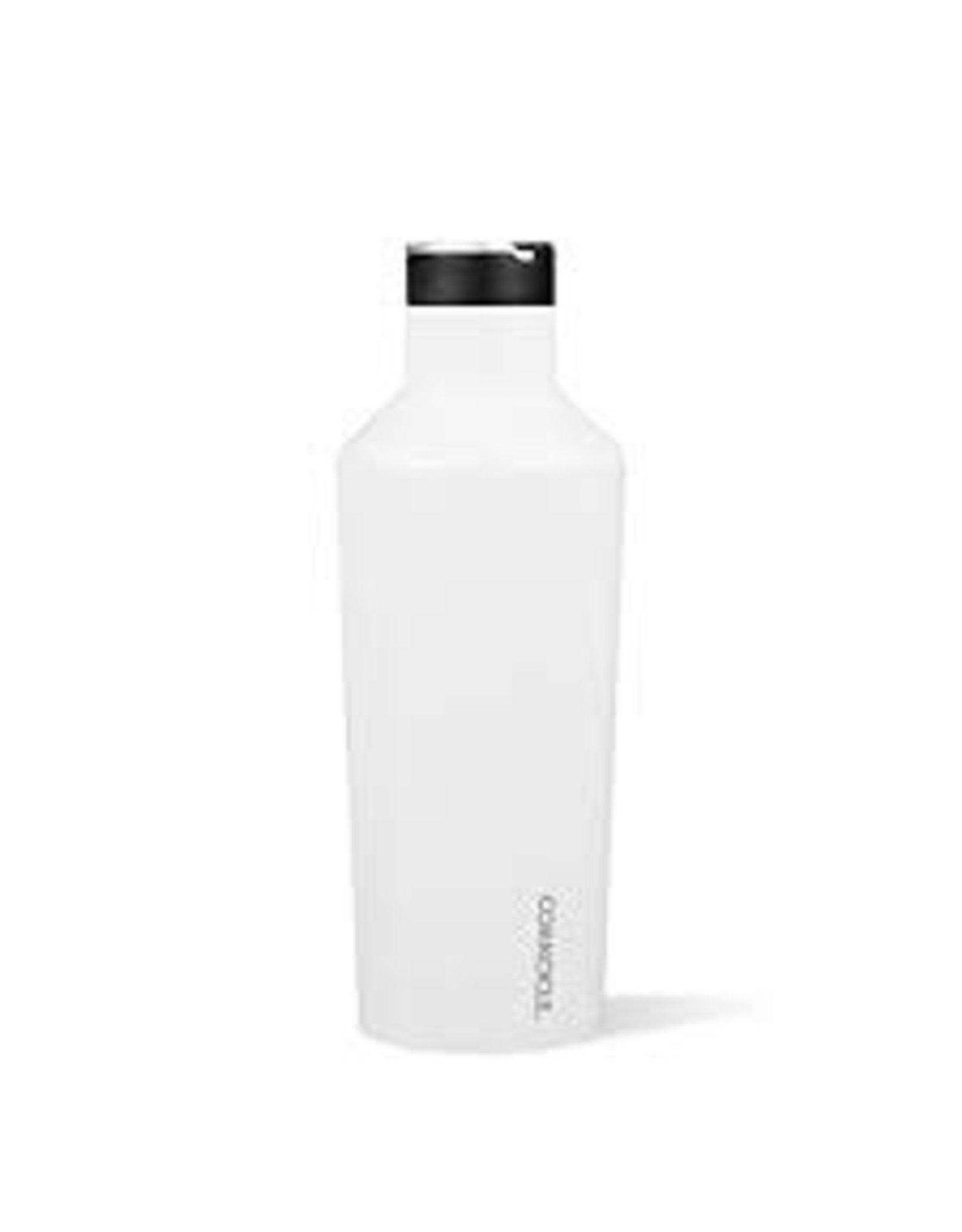 Corkcicle CORKCICLE- Gloss 40oz White