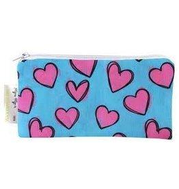 Itzy Ritzy Itzy Ritzy- Happy Hearts Mini Snack Bag