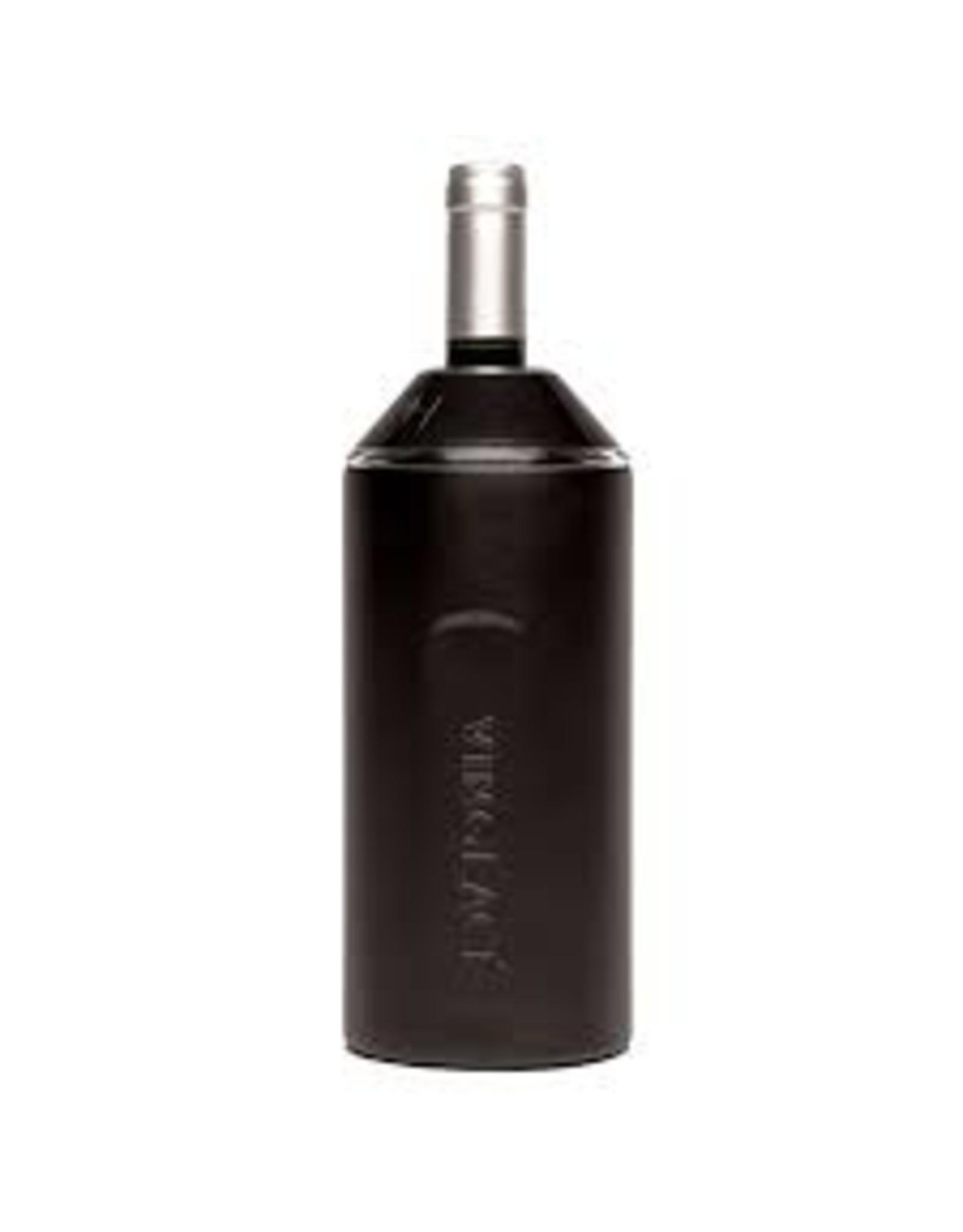 Vinglace VINGLACE Wine Chiller Black