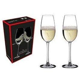 Riedel RIEDEL Ouverture Champagne Flutes x2