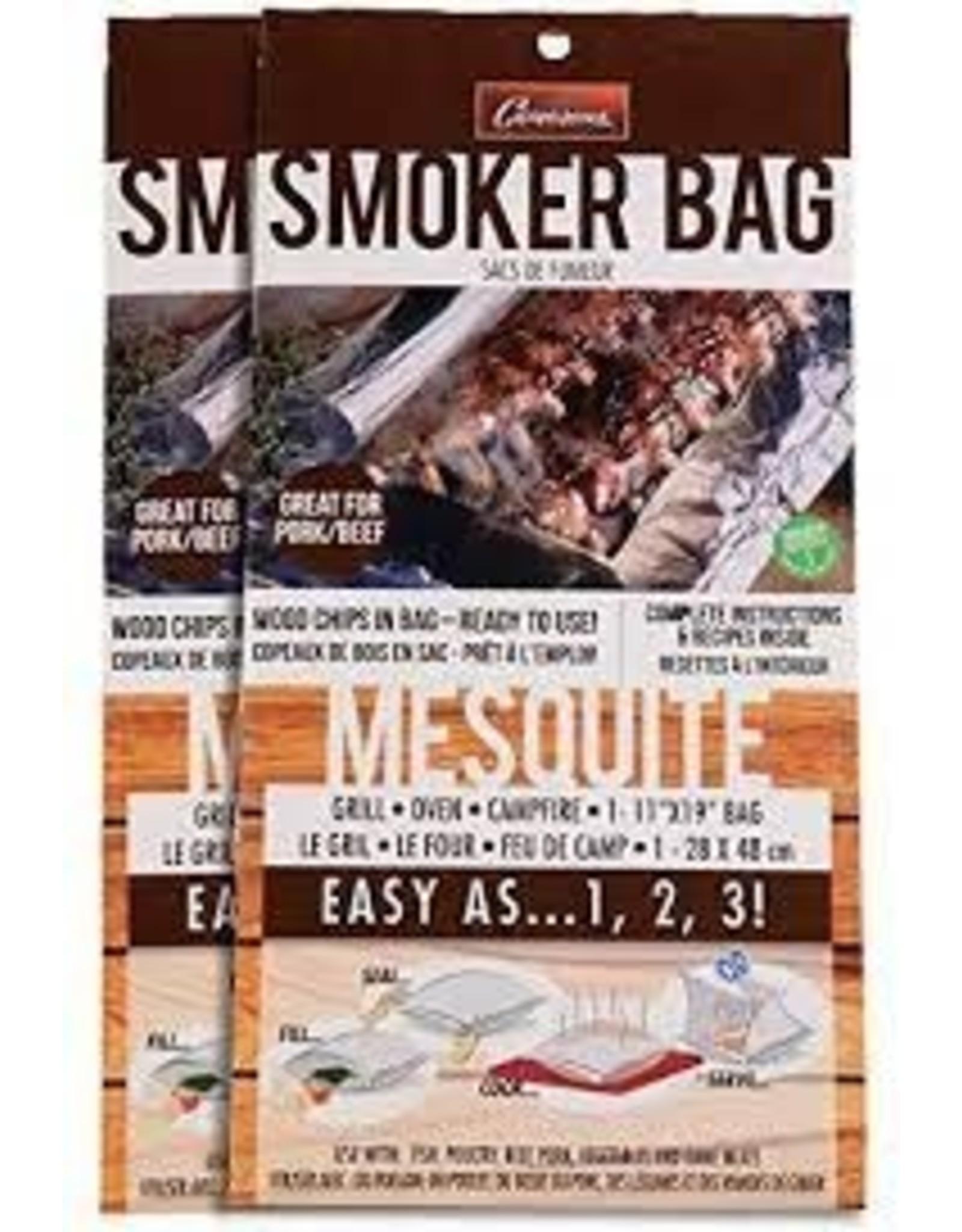 "Cameron CAMERON- Smoker Bag Mesquite (Measures 17"" x 12"")"