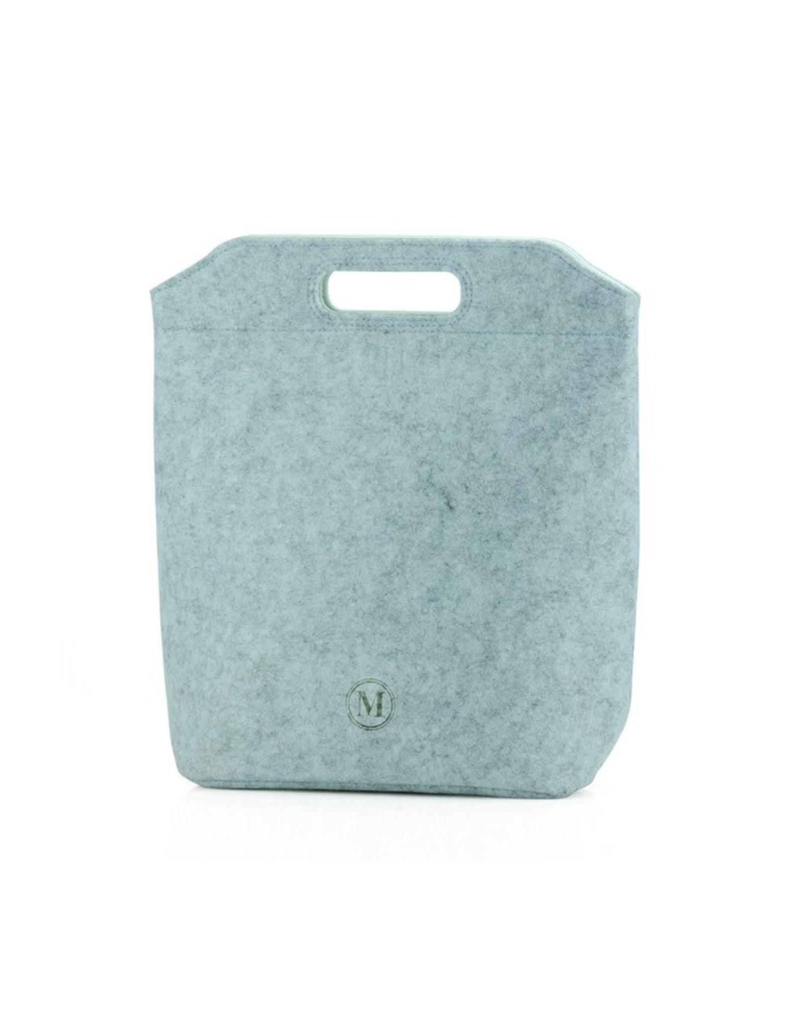 Minimal Minimal Lunch Bag PR - Light Grey