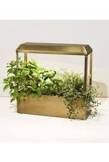 Modern Sprout MODERN SPROUT - Smart Brass Growhouse