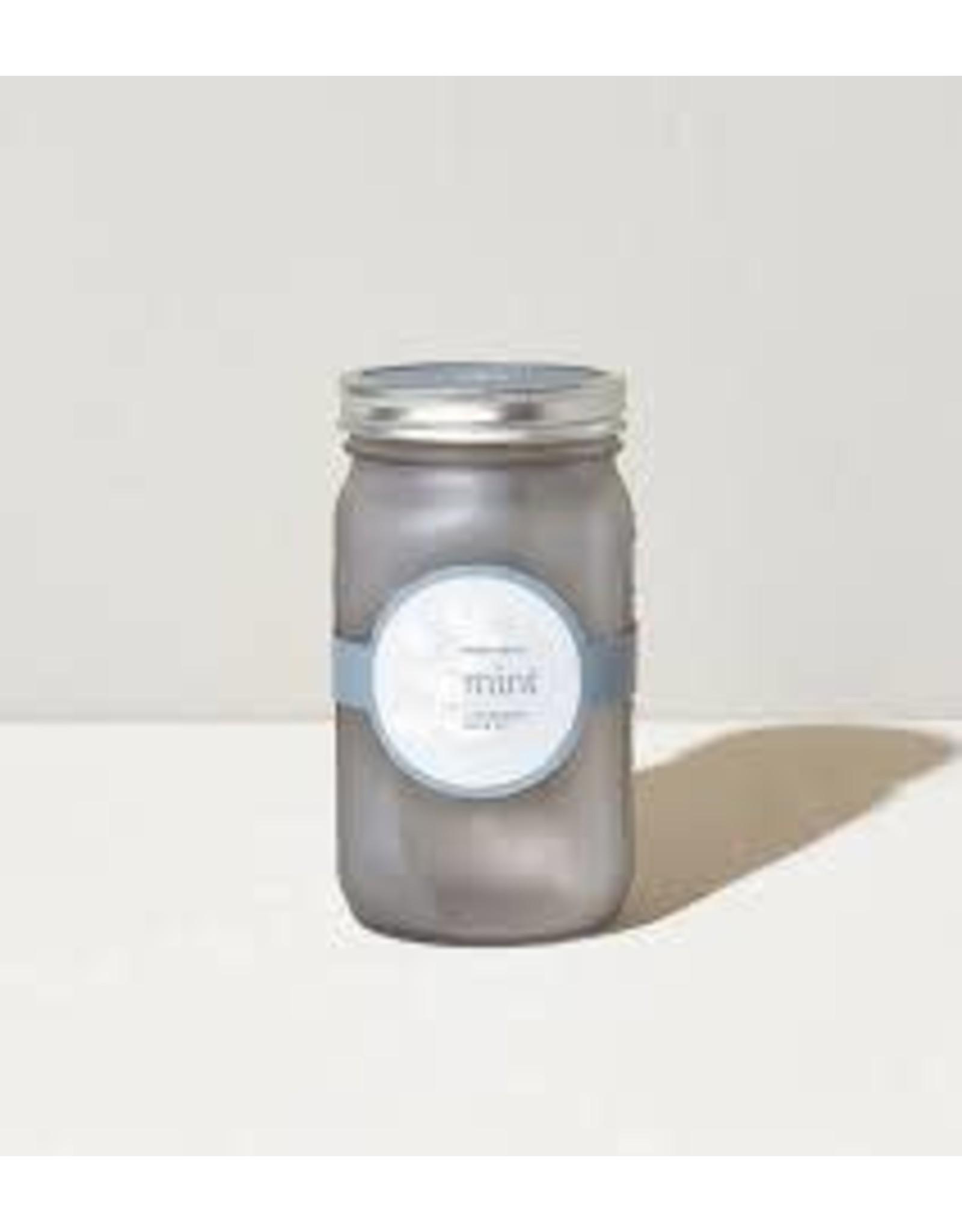 Modern Sprout MODERN SPROUT-Mint Garden jar