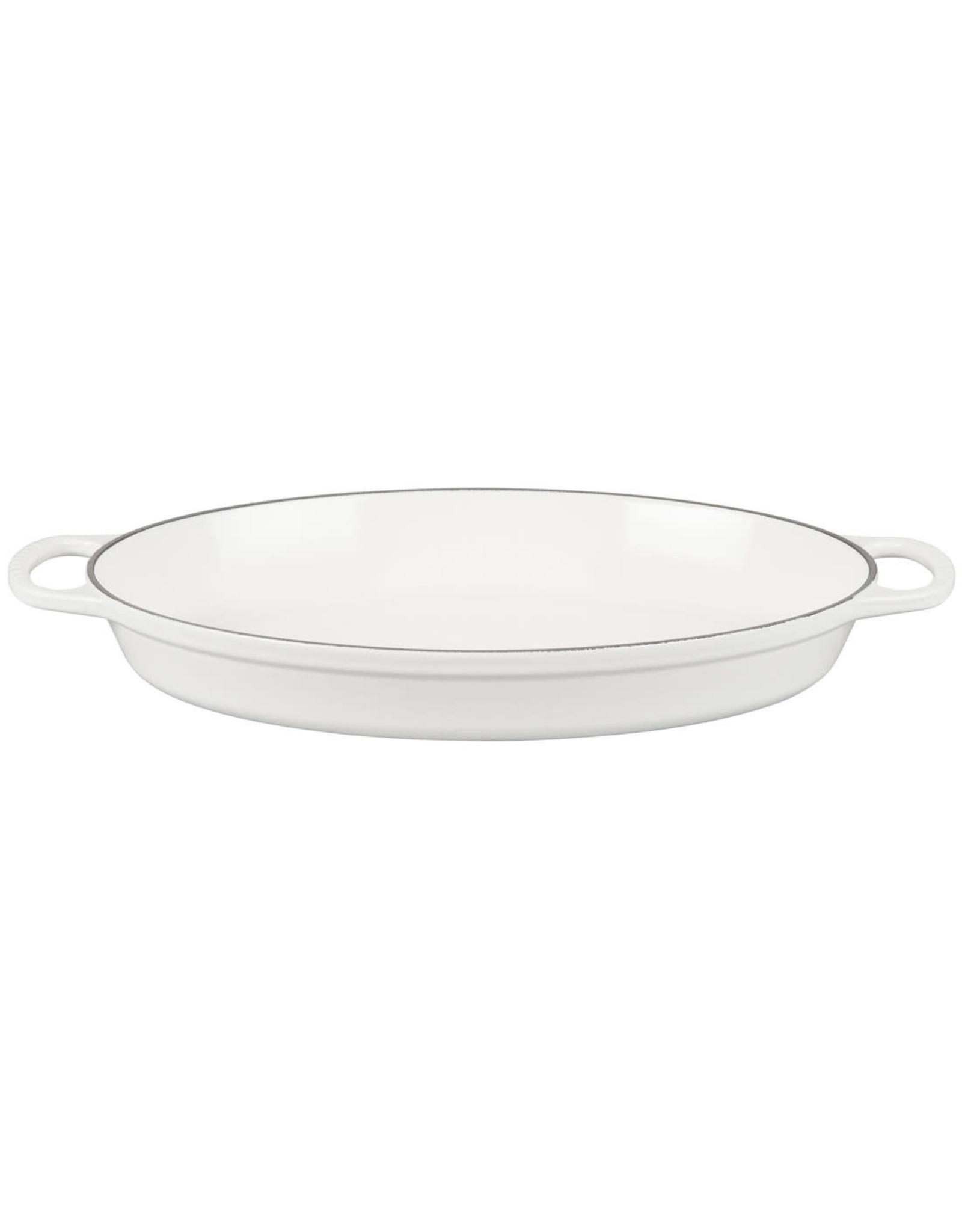 Le Creuset LE CREUSET Signature Oval Baker - White