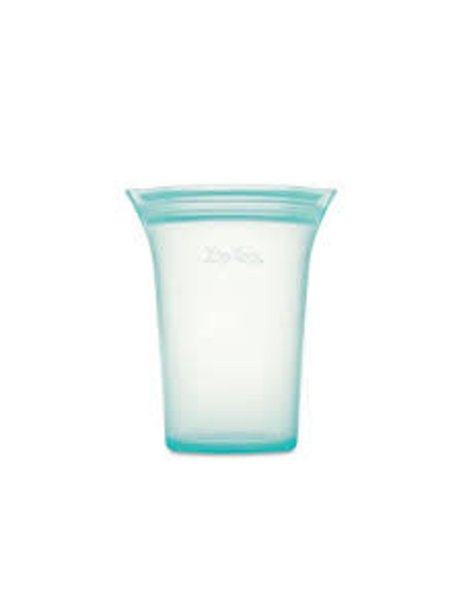 Ziptop Zip Top - Medium Cup - Teal