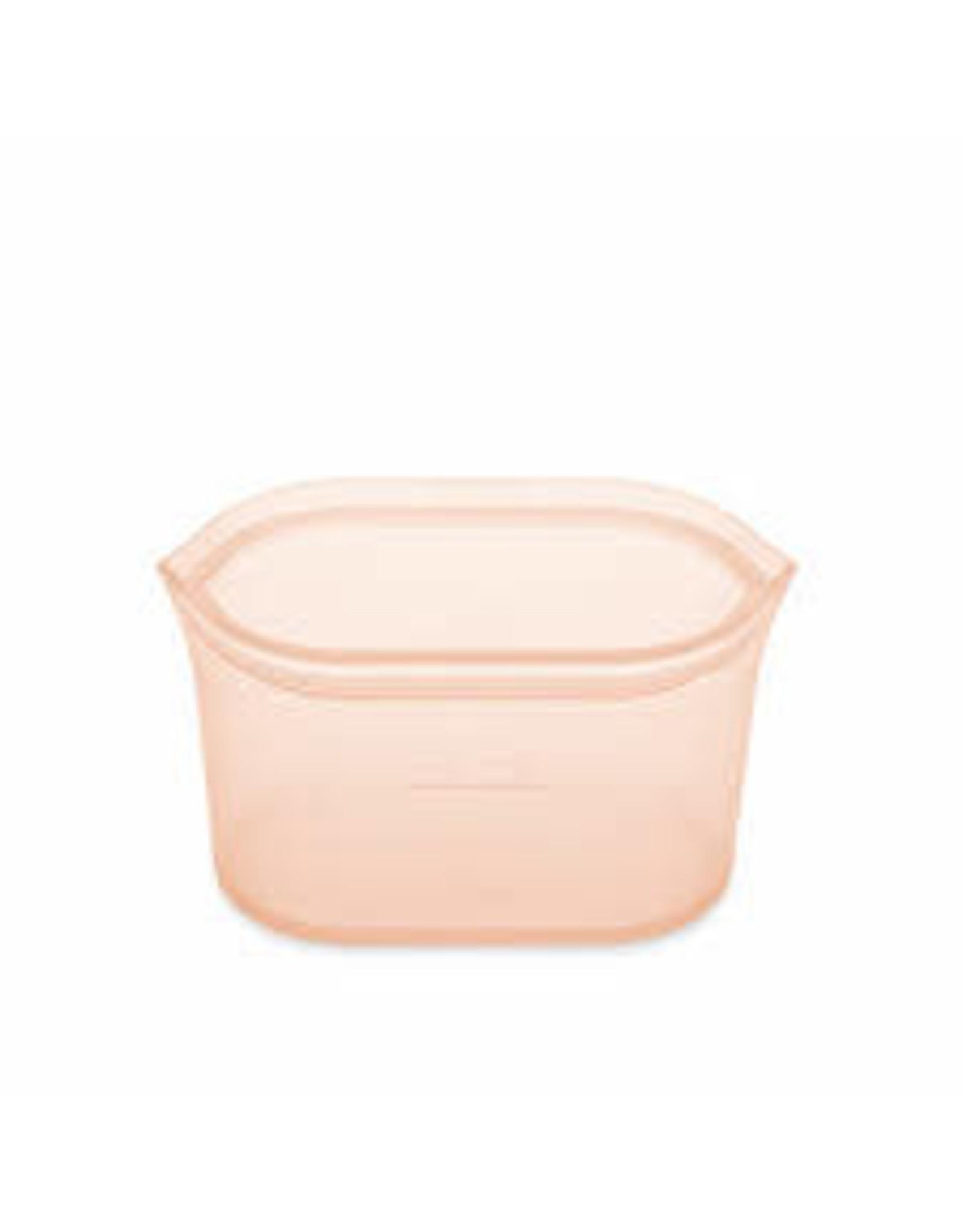Ziptop Zip Top - Small Dish - Peach