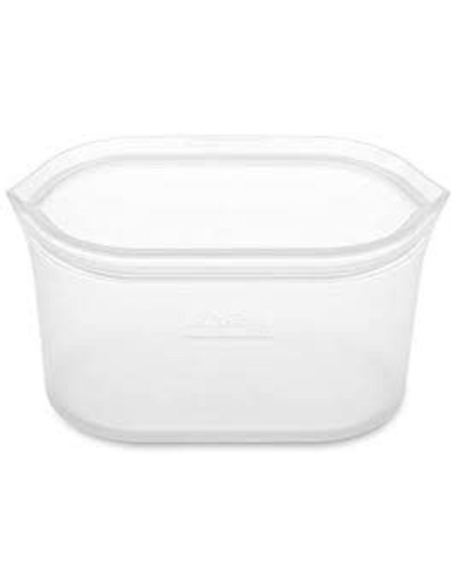 Ziptop Zip Top - Large Dish - Frost