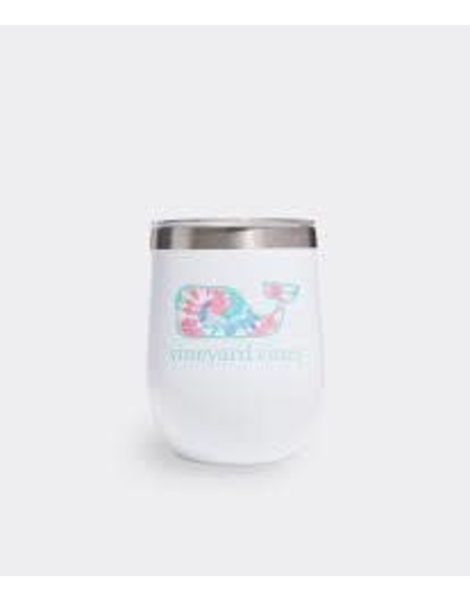 Corkcicle Corkcicle- Stemless 12oz Tie Dye Whale