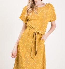 Kayla Polka Dot Dress