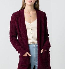 Soft Cardigan w/pockets
