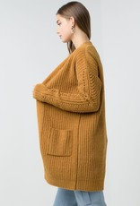 Soft Cardigan w/pockets