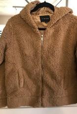 Fleece Jacket w/hood