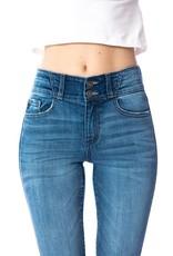 2 Button Skinny Jean